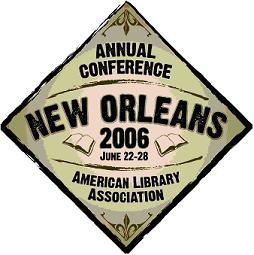 ALA Annual Conference 2006 logo