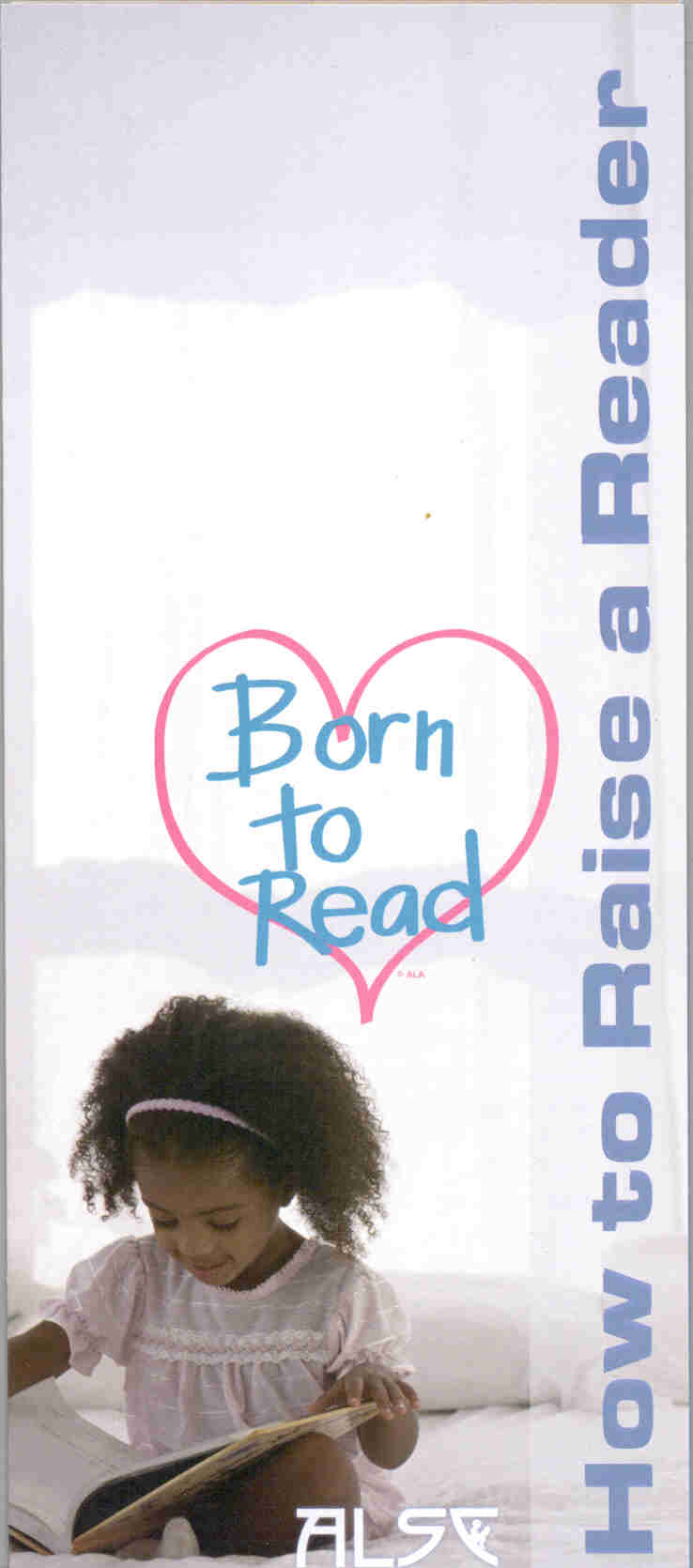 Born to Read brochure cover