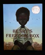 Henry's Freedom Box book cover image