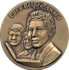 Image result for pura belpre award