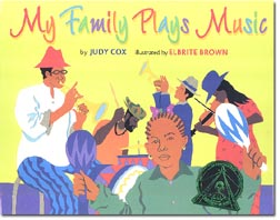 My Family Plays Music cover image