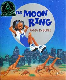 The Moon Ring book cover