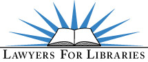 Lawyers for Libraries logo