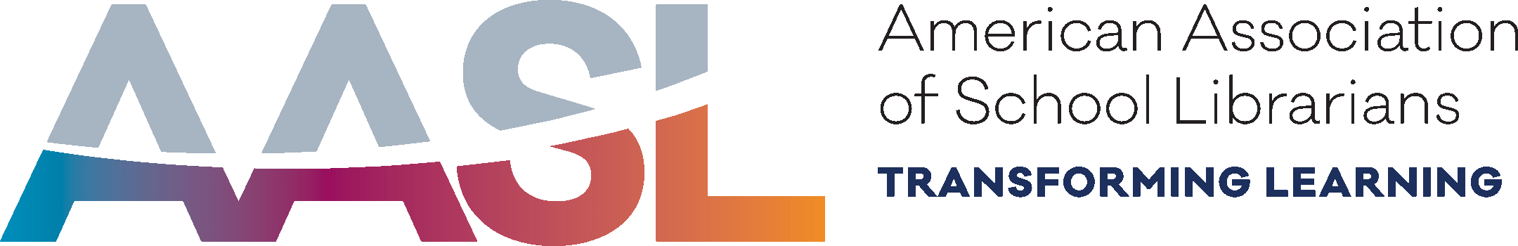 Logo of A.A.S.L. (the American Association of School Librarians)