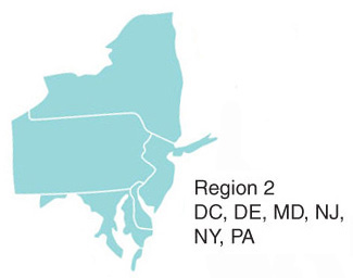 region 2 graphic