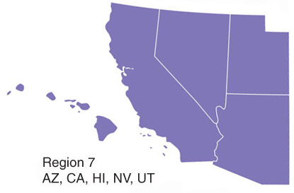 region 7 graphic