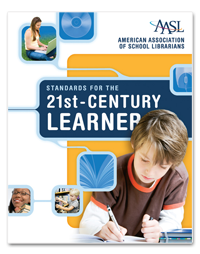 aasl learning standards cover