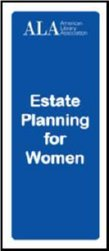 Cover of Estate Planning for Women