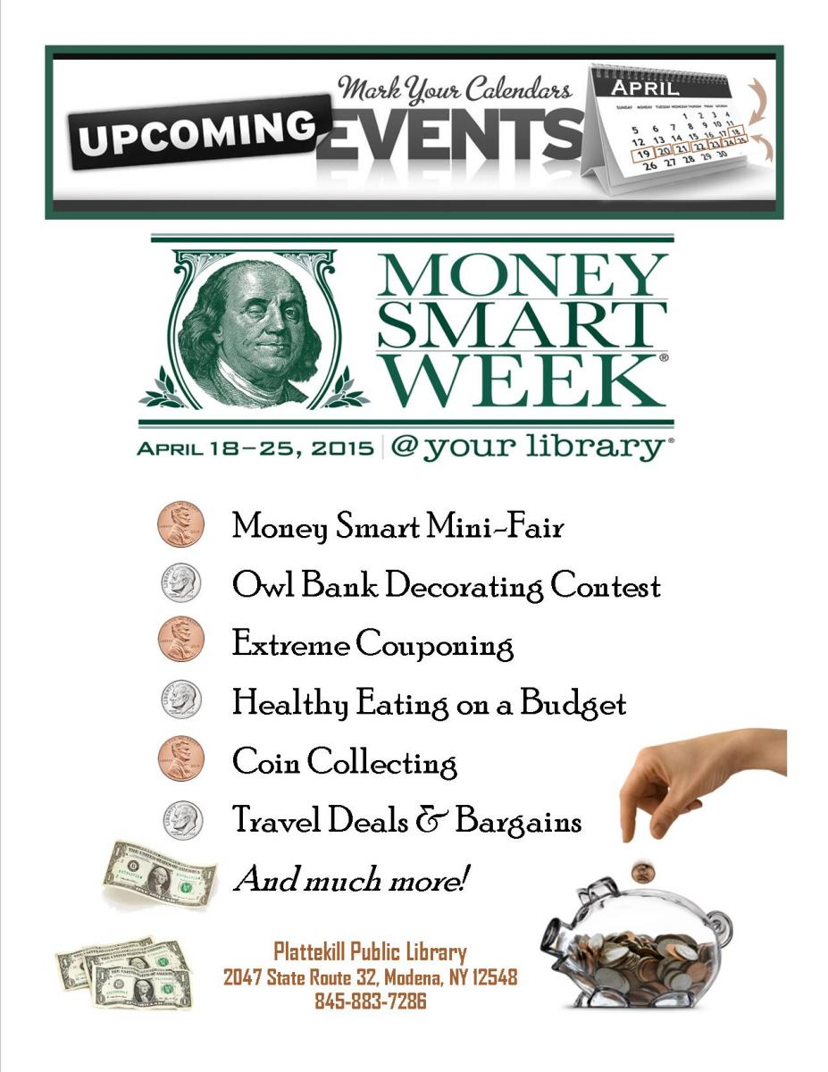 How Did Libraries Participate In Money Smart Week About Ala