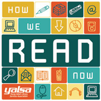How We Read Now logo