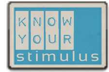 Know Your Stimulus logo