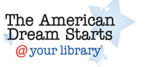 american dream starts @your library