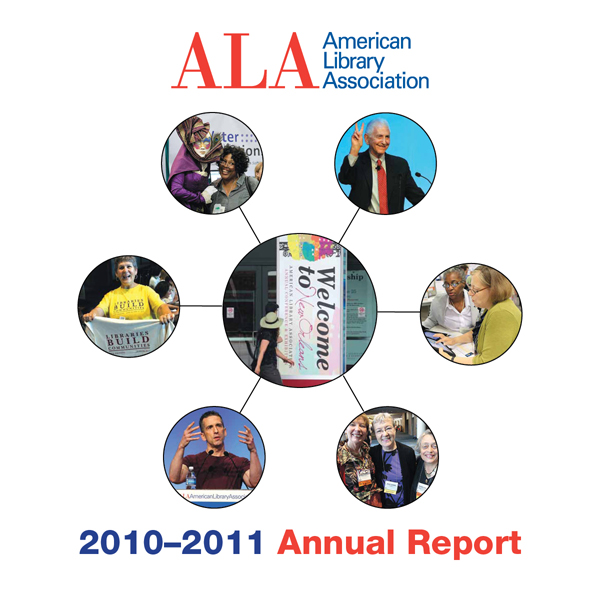 American Library Association Annual Report 20102-2011