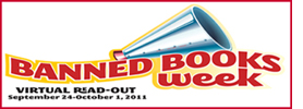 Banned Books Week Virtual Read-Out