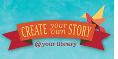 Create your own story at your library