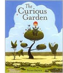 Book cover: The Curious GArdenCurious
