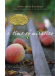 Book cover: A Time of Miracles