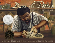 Book cover: Dave the Potter: Poet, Artist, Slave