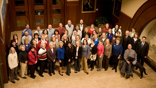 Grand Valley State Staff