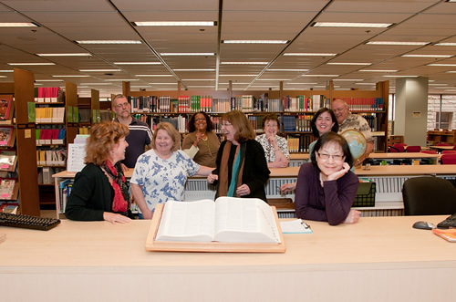 Seattle Community College Library Staff