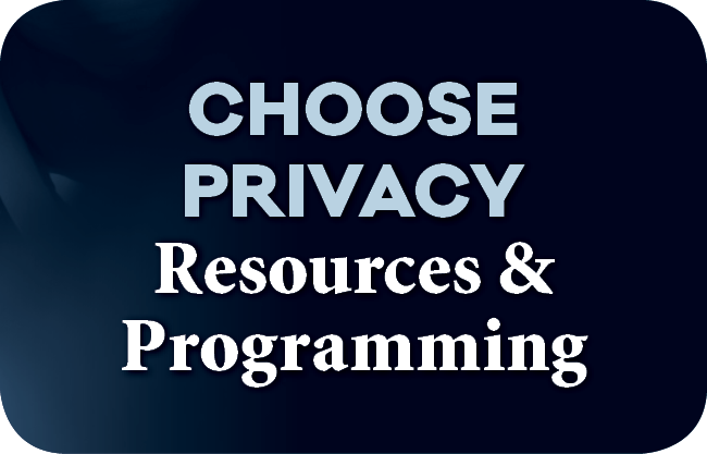 Choose Privacy
