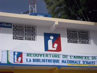 Petit Goave Library image 2