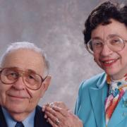 Photo of Ruth and Jay Toor, Charter Members of the ALA Legacy Society