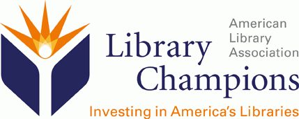 Library Champions logo