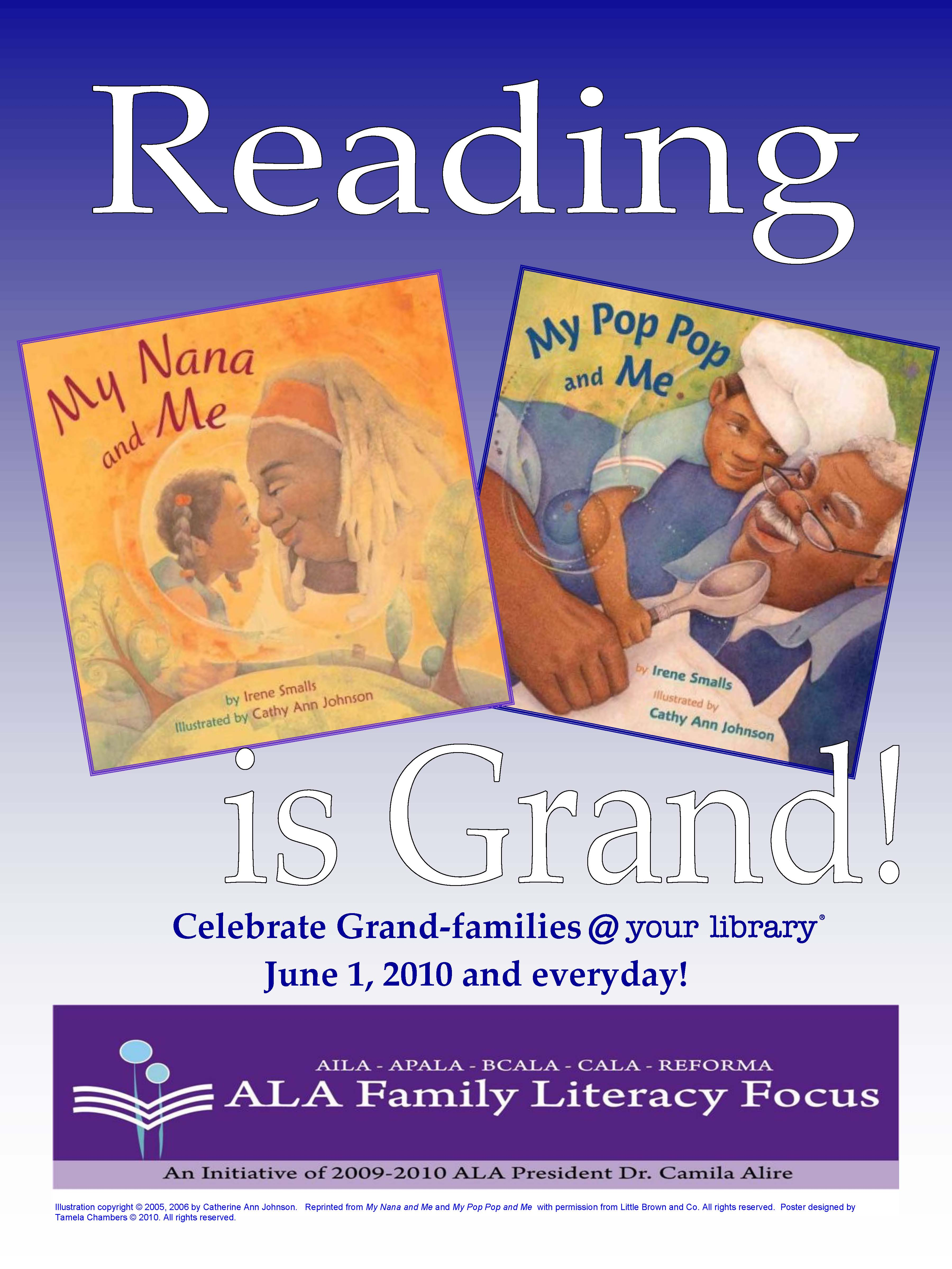 Reading is Grand!