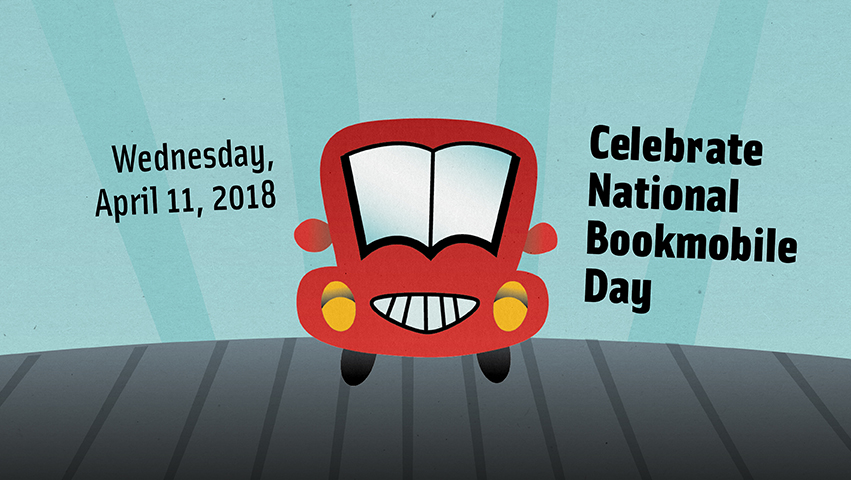 National Bookmobile Day 2019 About Ala