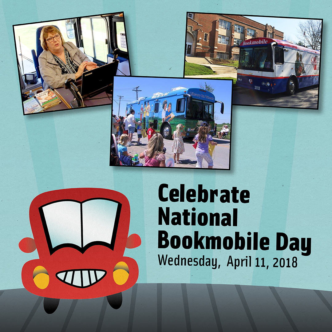 national bookmobile day 2019