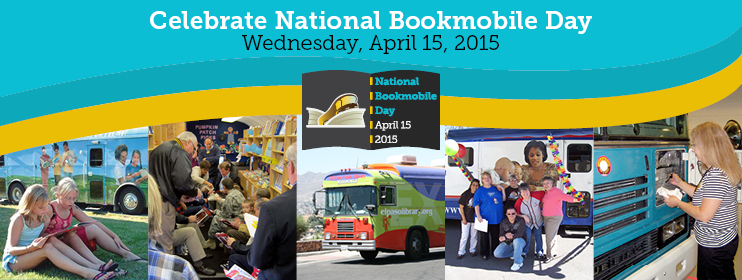National Bookmobile Day 2014