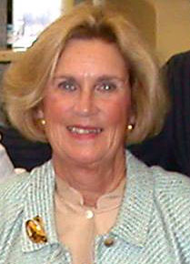 Photo of Pam Spencer Holley ALA Legacy Society Member