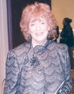 Photo of Betty Turock Charter Member of the ALA Legacy Society