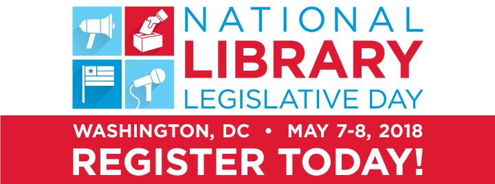 National Library Legislative Day 2018