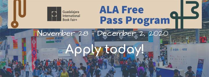 ALA-FIL Free Pass Program Application
