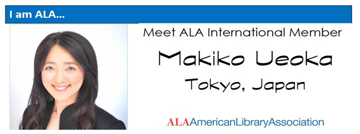 I am ALA-Makiko Ueoka