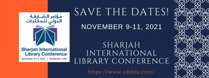 Sharjah Library Conference 2021