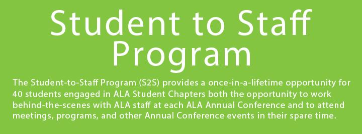 Student to Staff Program