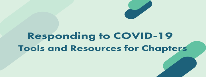 Resources for Chapters during COVID-19