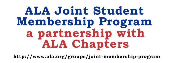 Joint ALA Student Membership Program