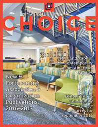 Cover shot of Hawkeye Community College Library, Waterloo, Idaho