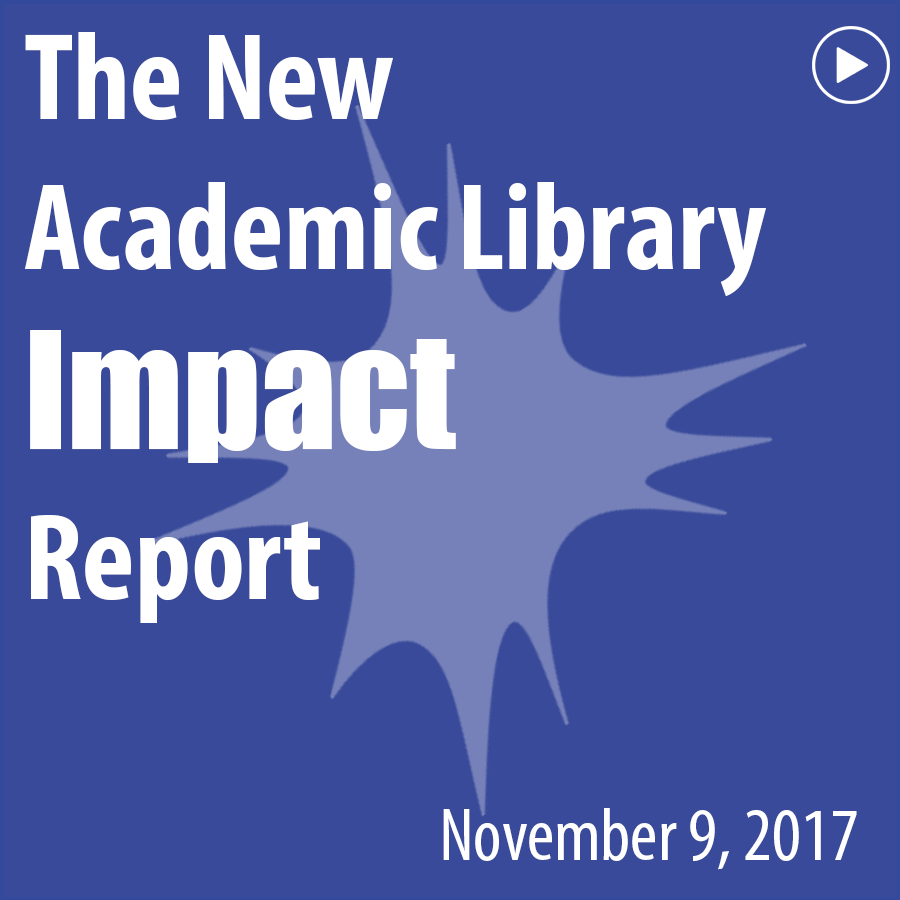 The New Academic Library Impact Report