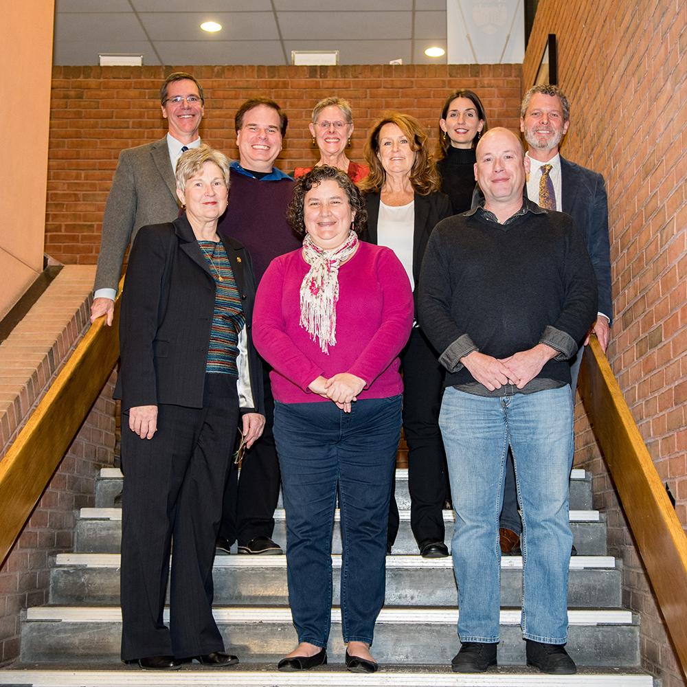 Photo of Bucks County Community College Faculty Institute participants