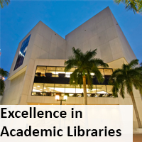 Link to Excellence in Academic Libraries Awards
