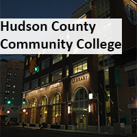 Link to Hudson County Community College application