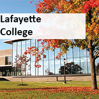 Link to Lafayette College application