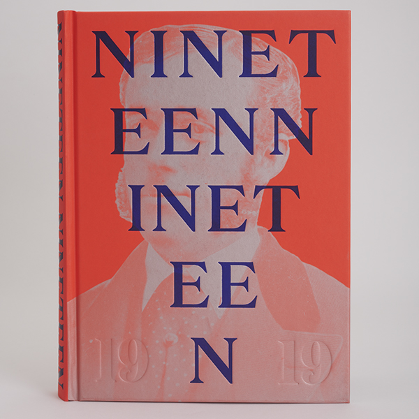"Photo of cover for ""Nineteen Nineteen"""