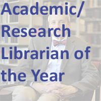 Academic/Research Librarian of the Year