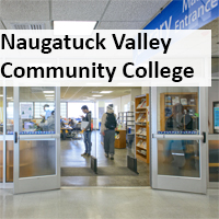 Link to Naugatuck Valley Community College application